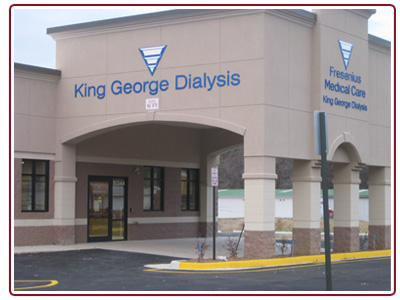Fresenius Medical Care - King George